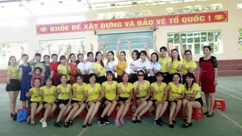 Khiêu vũ thể thao - Trung tâm gia sư Nhật Minh