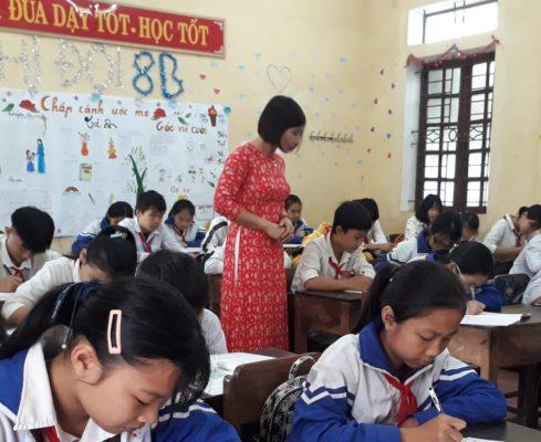 Đội ngũ gia sư Nhật Minh dạy kèm tại Vĩnh Lộc, Thanh Hóa
