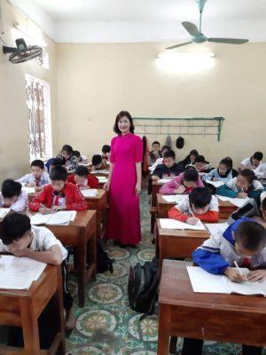Gia sư môn Tiếng Anh lớp 6
