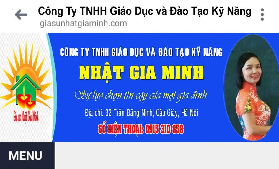 Gia sư Đông Sơn - Thanh Hoá