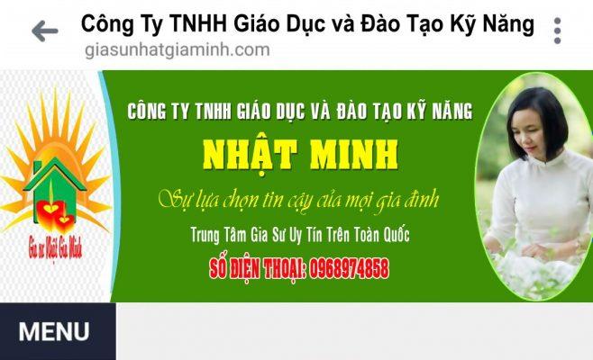Gia Sư Nam Định